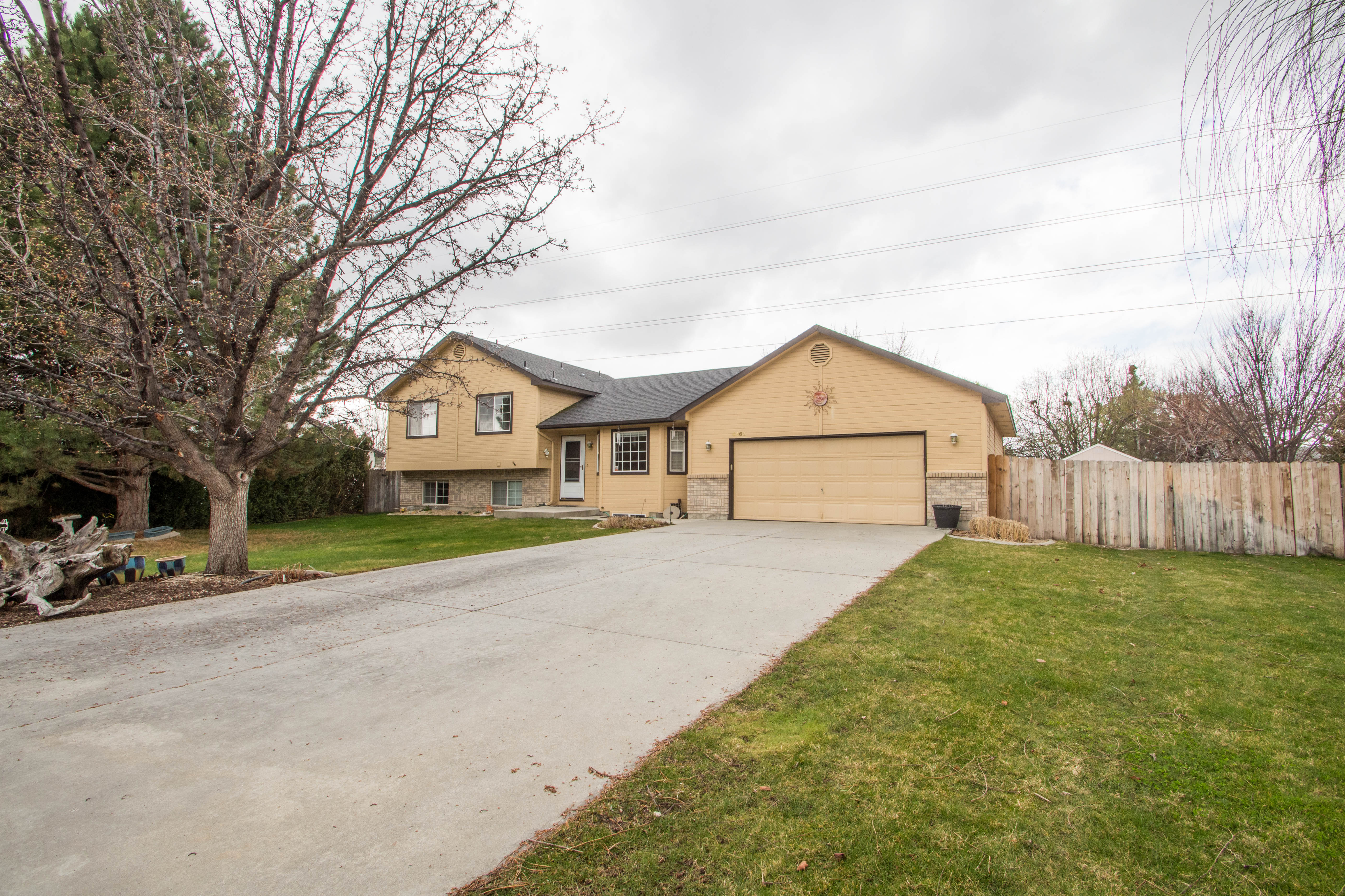 Fantastic 4 Level 5 Bedroom 3 Bathroom Home In Boise With RV Parking