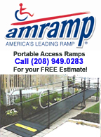 AmRamp Portable Access Ramps