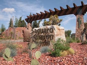Saguaro Canyon Subdivision